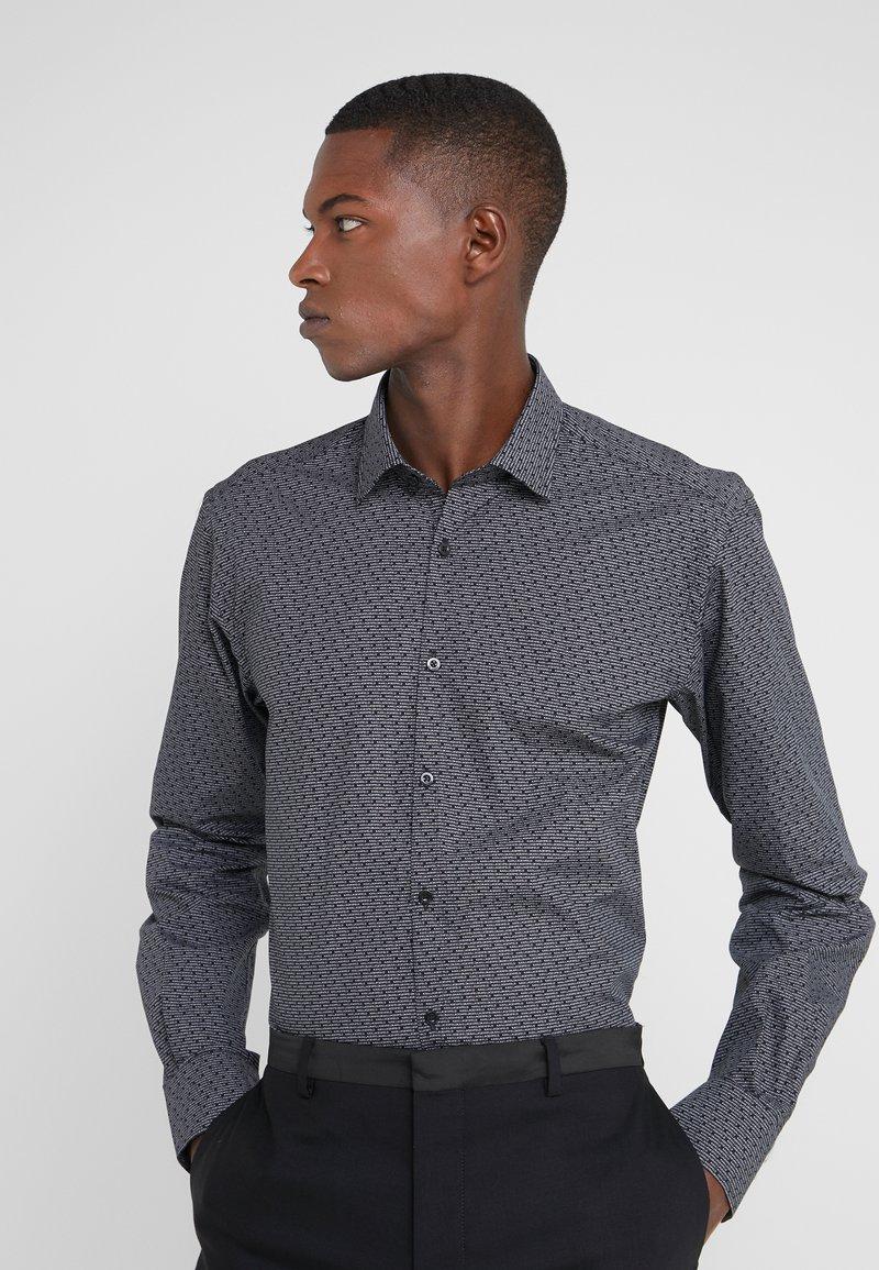 KARL LAGERFELD - SLIM FIT - Shirt - black