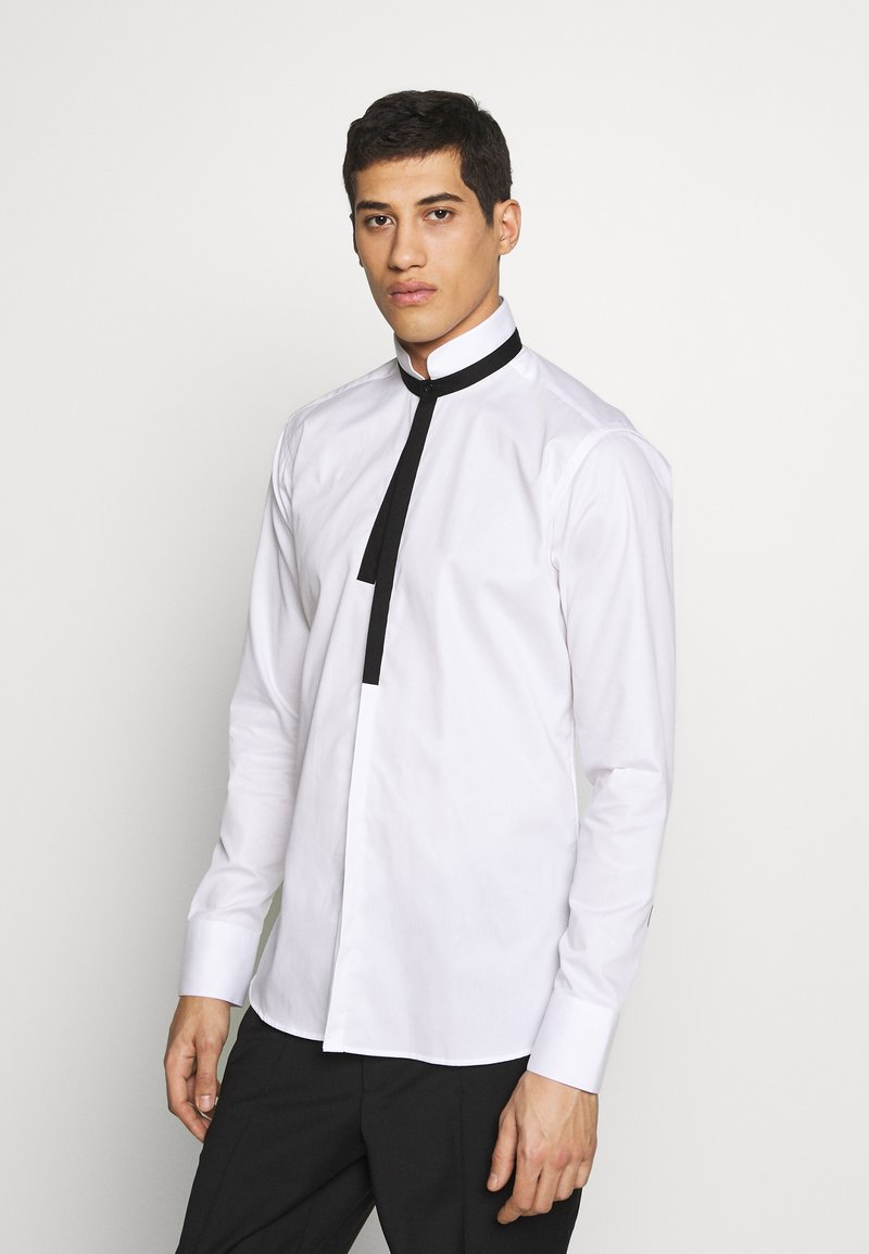 KARL LAGERFELD - SHIRT MODERN FIT - Formal shirt - white