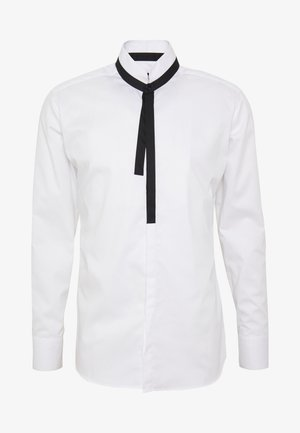 SHIRT MODERN FIT - Kostymskjorta - white