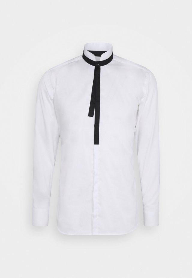 CASUAL - Hemd - white