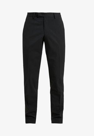 TROUSERS MIDNIGHT - Pantaloni - black