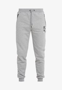 KARL LAGERFELD - PANTS - Pantalon de survêtement - grey - 4