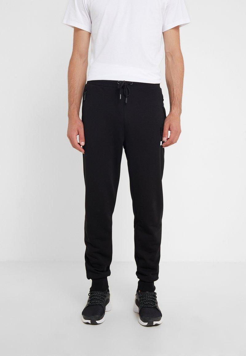 KARL LAGERFELD - PANTS - Pantalon de survêtement - black