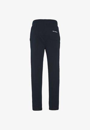 PANTS - Teplákové kalhoty - navy