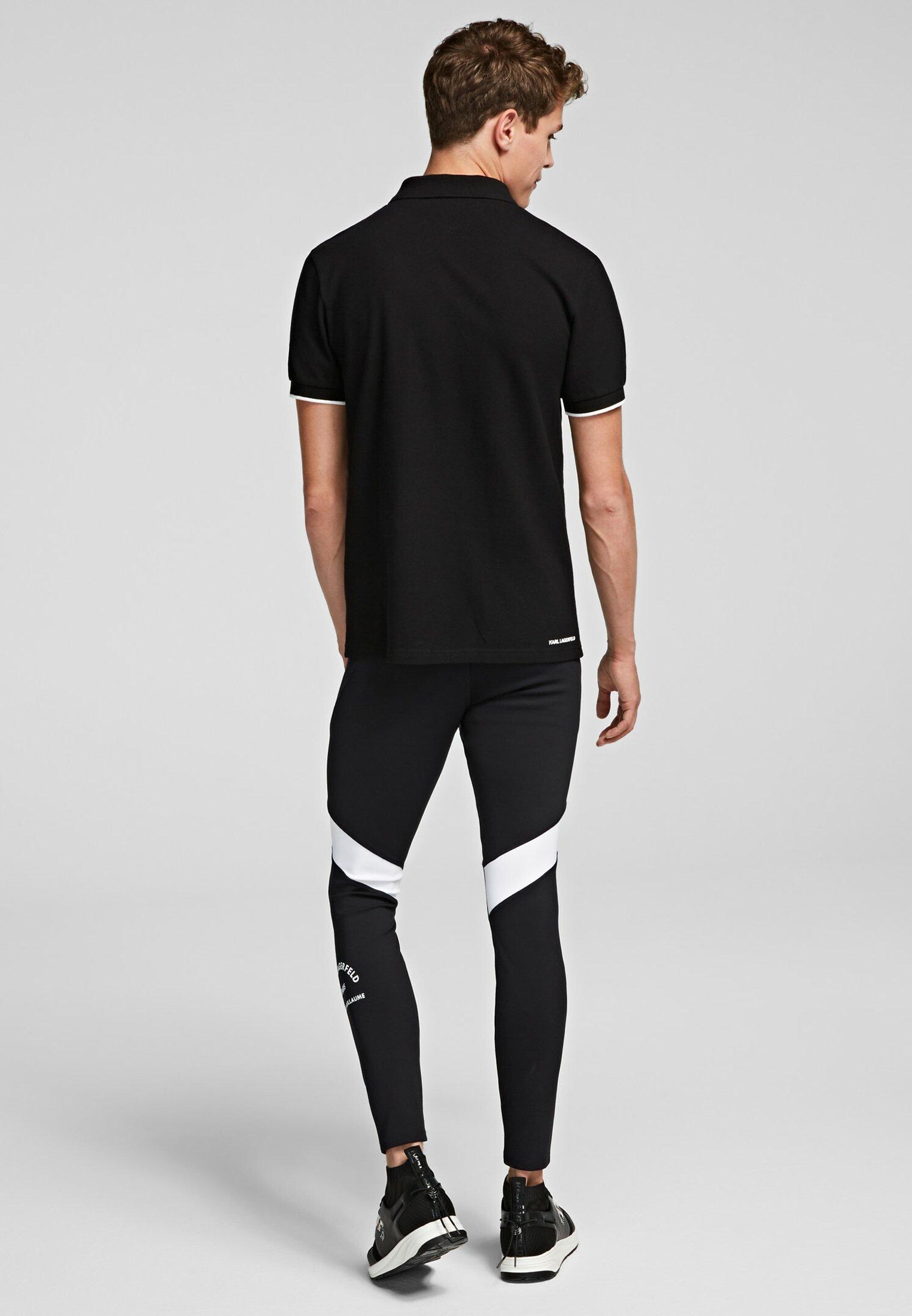 KARL LAGERFELD Spodnie treningowe - black