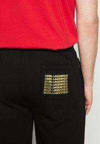 KARL LAGERFELD - Shorts - black - 5