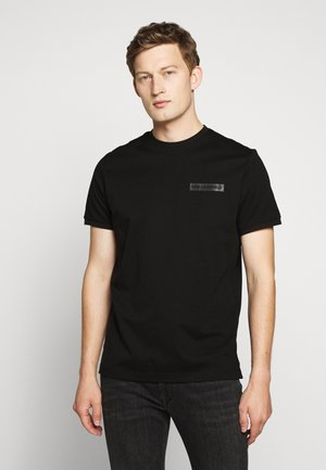 CREWNECK - Jednoduché triko - black