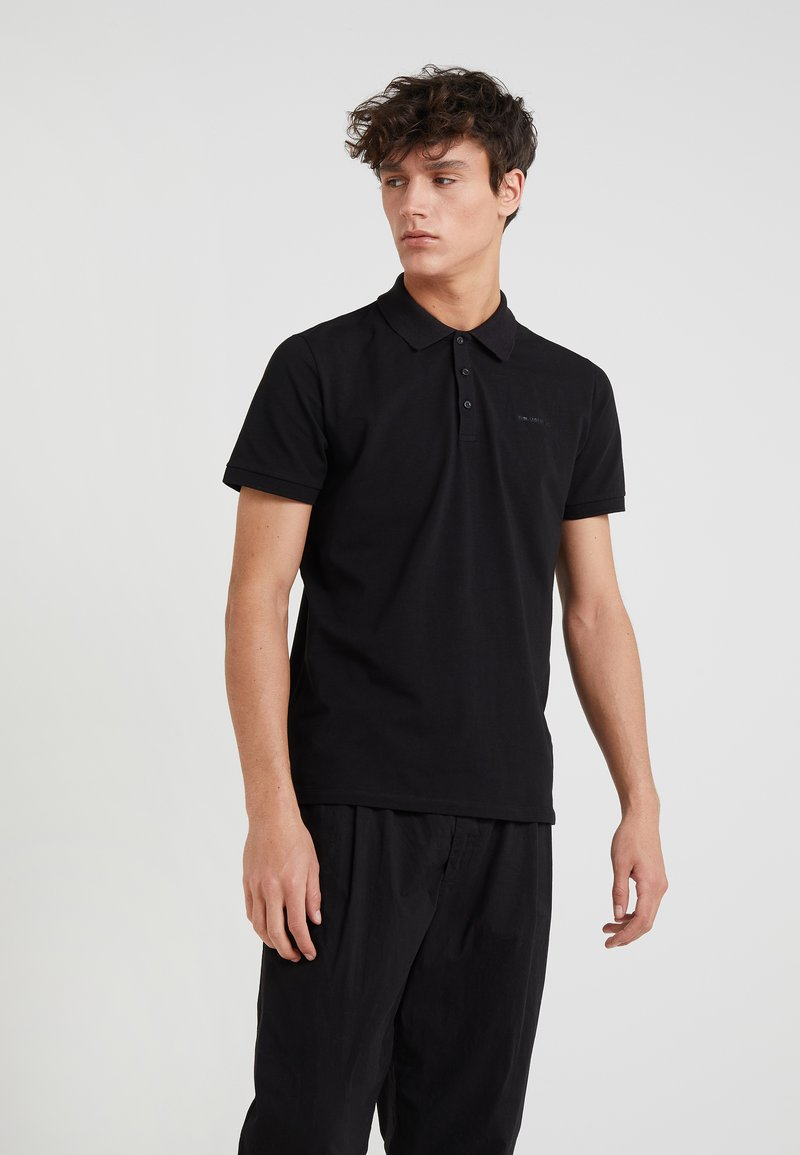 KARL LAGERFELD - Poloshirt - black