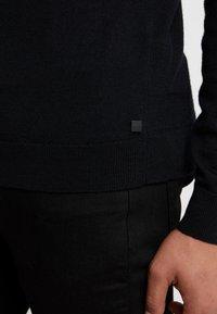 KARL LAGERFELD - CREWNECK - Pullover - black - 3
