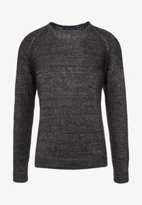 KARL LAGERFELD - KNIT CREWNECK  - Pullover - carbon - 4