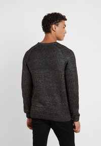 KARL LAGERFELD - KNIT CREWNECK  - Pullover - carbon - 2