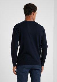 KARL LAGERFELD - Pullover - midnight blue - 2