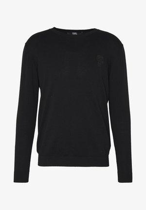 CREWNECK - Pullover - black