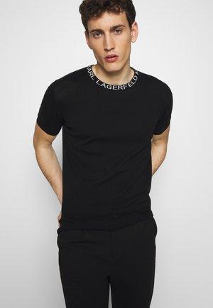 CREWNECK - T-shirts print - black