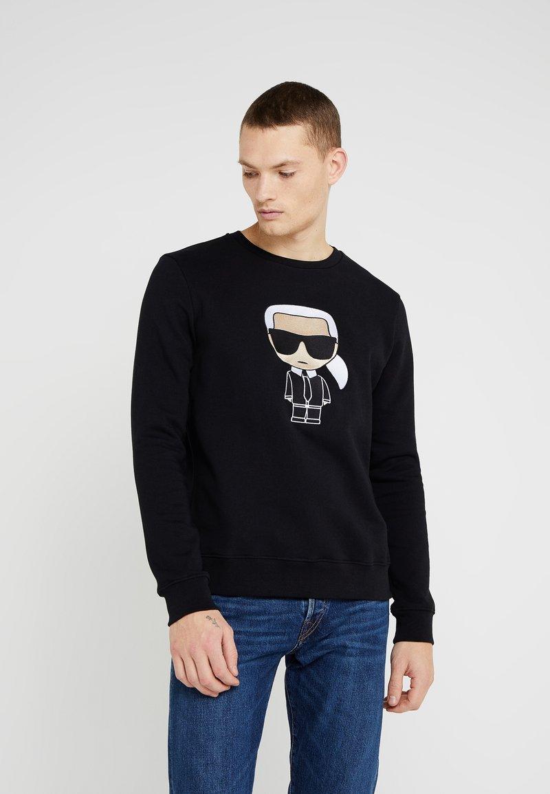 KARL LAGERFELD - Sweater - black