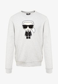 KARL LAGERFELD - ROUNDNECK - Sweatshirt - grey - 3