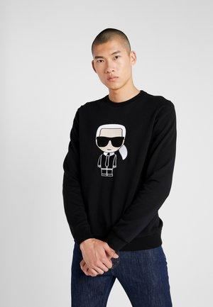 ROUNDNECK - Sweatshirt - black