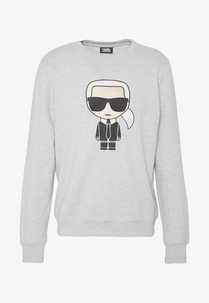 CREWNECK - Sweater - grey