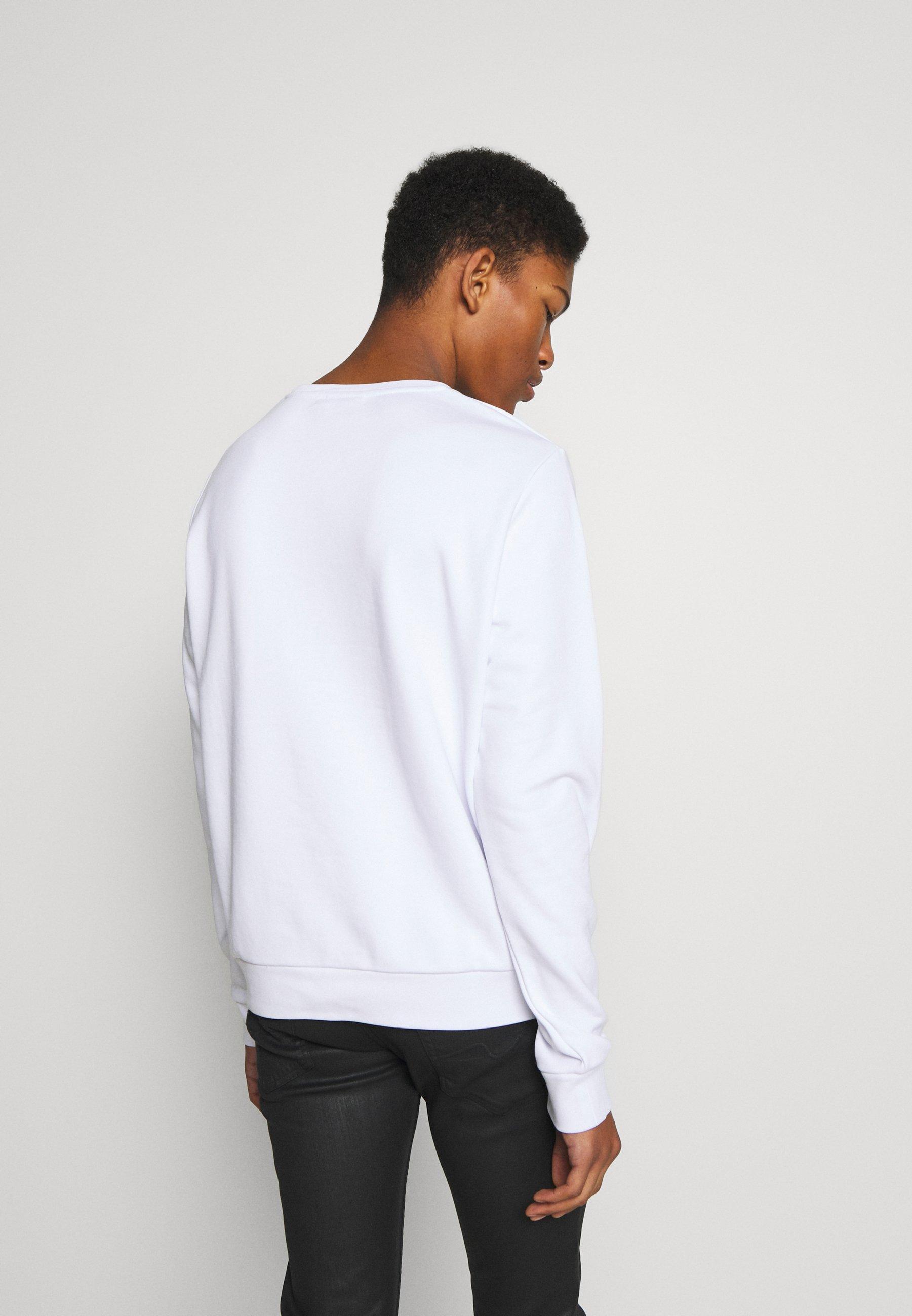KARL LAGERFELD CREWNECK - Bluza - white