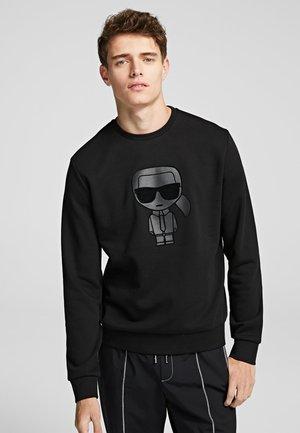 TONAL IKONIK KARl - Sweatshirt - black