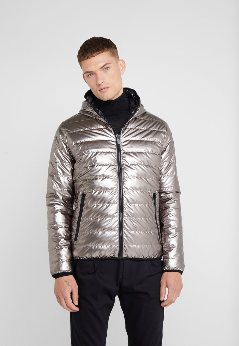 KARL LAGERFELD - BLOUSON - Zimní bunda - silver