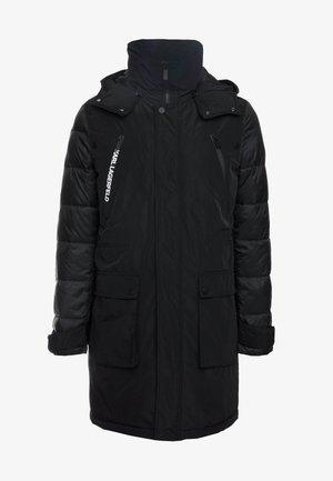 HOODED  - Veste d'hiver - black