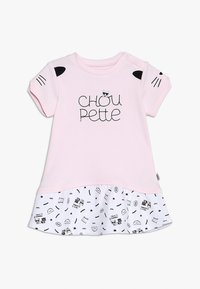 KARL LAGERFELD - BABY - Jersey dress - hell rose - 0