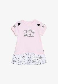 KARL LAGERFELD - BABY - Jersey dress - hell rose - 4