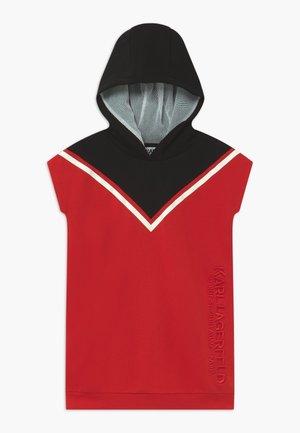 Denní šaty - red/black