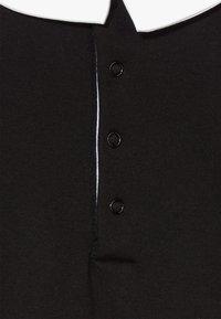 KARL LAGERFELD - DRESS BABY - Žerzejové šaty - blackwhite - 4