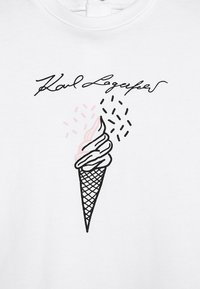KARL LAGERFELD - BABY - Print T-shirt - weiss - 5