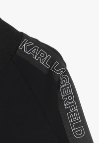 KARL LAGERFELD - JOGGING - Gilet - schwarz - 4