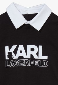 KARL LAGERFELD - ALL IN ONE BABY - Overal - black - 4
