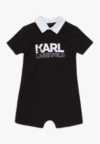 KARL LAGERFELD - ALL IN ONE BABY - Overal - black - 0
