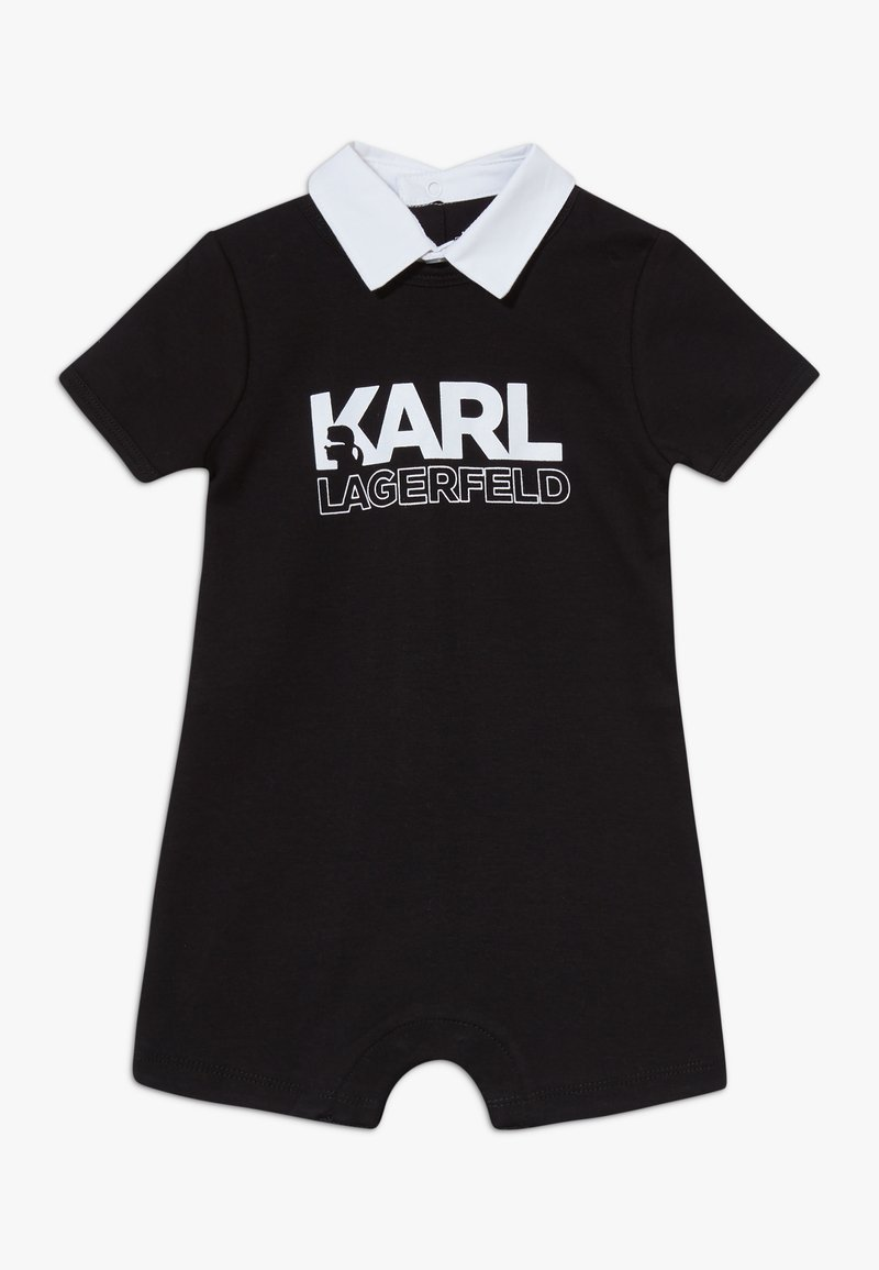 KARL LAGERFELD - ALL IN ONE BABY - Overal - black