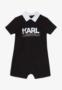 KARL LAGERFELD - ALL IN ONE BABY - Overal - black - 3
