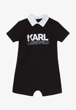 ALL IN ONE BABY - Overall / Jumpsuit /Buksedragter - black