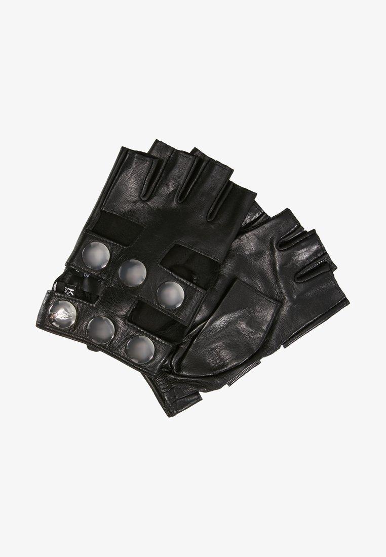 KARL LAGERFELD - SNAPS GLOVE - Fingervantar - black