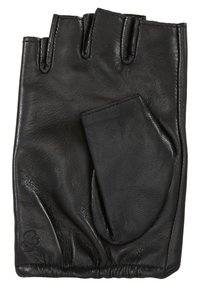 KARL LAGERFELD - IKONIK GLOVE - Fingerless gloves - black - 3