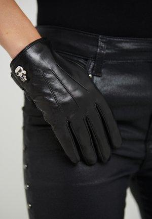 IKONIK PIN LONG GLOVE - Rękawiczki pięciopalcowe - black