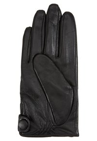 KARL LAGERFELD - IKONIK PIN LONG GLOVE - Guantes - black