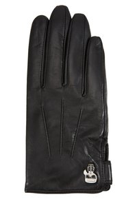 KARL LAGERFELD - IKONIK PIN LONG GLOVE - Guantes - black - 2