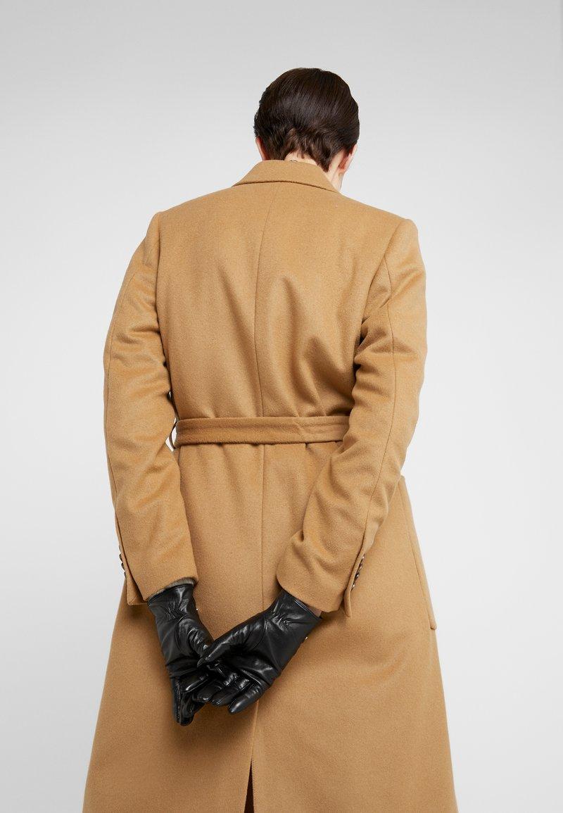 KARL LAGERFELD - K/KARL BIKER JACKET GLOVE - Gloves - black
