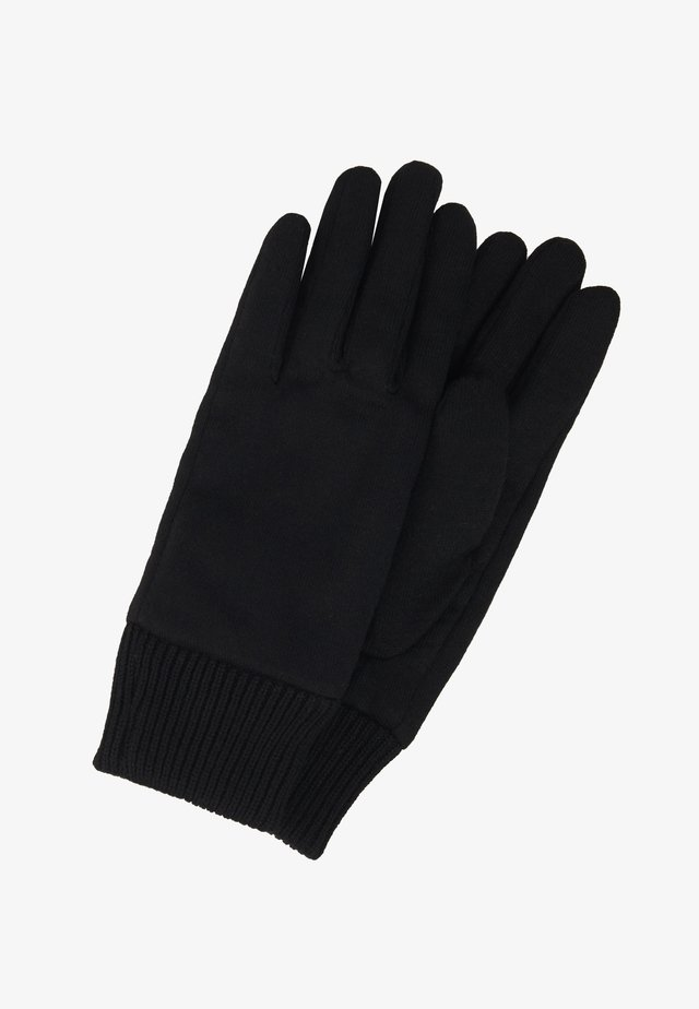 IKONIK PATCH GLOVE - Fingervantar - black