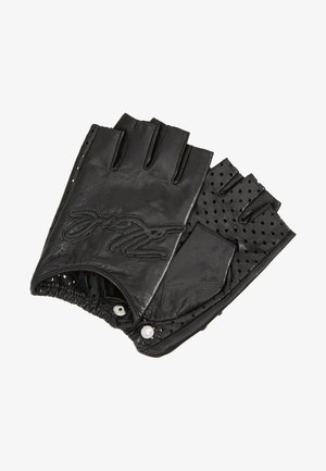 SIGNATURE GLOVE - Rukavice bez prstů - black