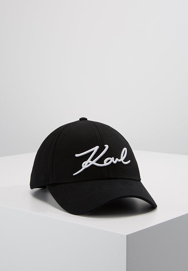 SIGNATURE CAP - Cap - black