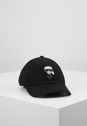 IKONIK CAP - Kšiltovka - black