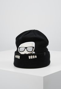 KARL LAGERFELD - IKONIK  - Bonnet - black - 0