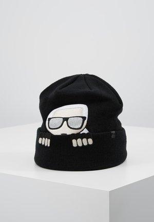 IKONIK  - Bonnet - black
