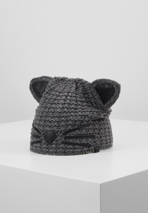 CHOUPETTE LUXURY BEANIE - Czapka - mouse grey